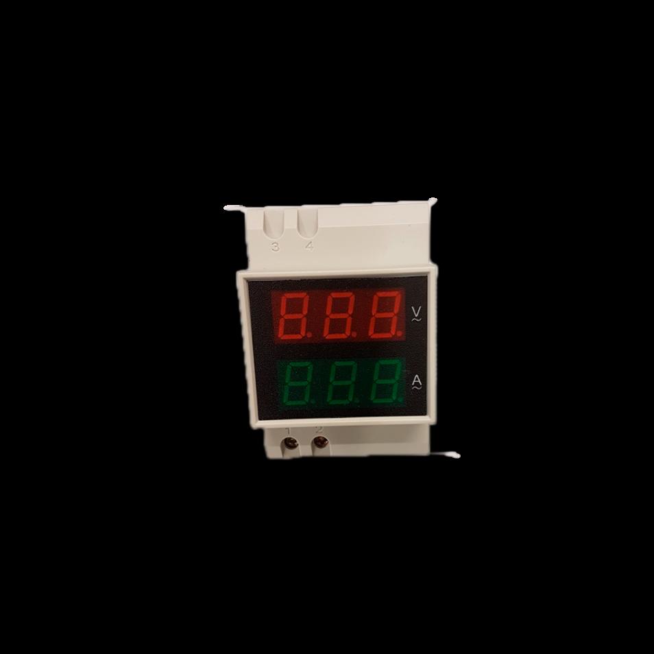 module afficheur a volt