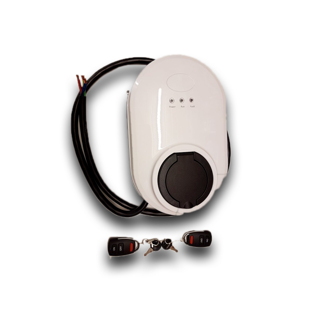 Chargeur mural type 2 32A mono
