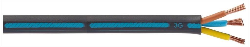 CÂBLE RIGIDE 3G6mm2 U-1000 R2V
